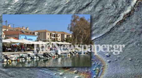 Σύλληψη 53χρονου για θαλάσσια ρύπανση στην Αγριά Βόλου