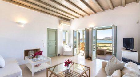 Τα Airbnb σπίτια προτιμούν οι Έλληνες για τις διακοπές τους στο Πήλιο