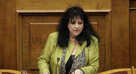 Άννα Βαγενά: «Αγία Σοφία και διαφορά πολιτικής»