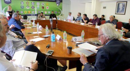 Μετατέθηκε για τη Δευτέρα (03/08) το κρίσιμο συμβούλιο της SL2 και Football League