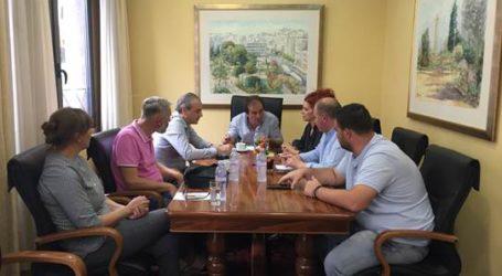 Συζήτησαν στο Επιμελητήριο Λάρισας για την αξιοποίηση του Ολύμπου και γενικότερα τον τουρισμό στον νομό