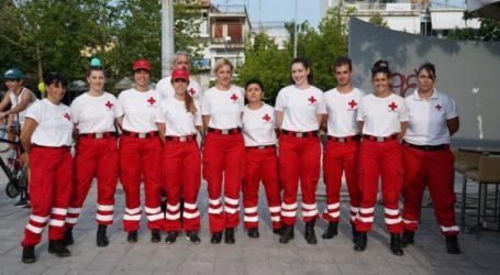 Ευχαριστήρια επιστολή του Ερυθρού Σταυρού στο Δήμαρχο Ελασσόνας