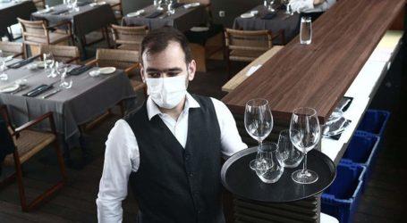 Βόλος: Πρόστιμα σε δύο καφετέριες για μη χρήση μάσκας από τους σερβιτόρους