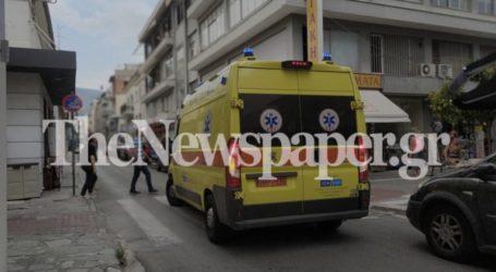 ΤΩΡΑ: Λιποθύμησε γυναίκα μέσα σε κατάστημα της Ερμού [εικόνα]