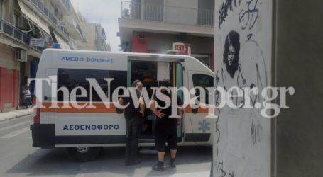 ΤΩΡΑ: Ατύχημα για 49χρονη γυναίκα στο κέντρο του Βόλου [εικόνες]