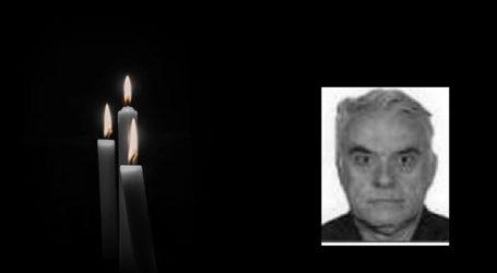 Έφυγε από τη ζωή 60χρονος Λαρισαίος Σμήναρχος ε.α.