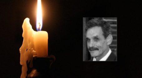 «Έφυγε» από τη ζωή 63χρονος Λαρισαίος