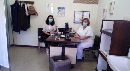 Δράση δικτύωσης της ψυχολόγου του Κέντρου Κοινότητας Φαρσάλων με την μαία του Κέντρου Υγείας