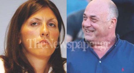 Απάντηση Μπέου στη Ζωή Κωνσταντοπούλου: Αυτή δεν την πιάνει τίποτα έχει ανοσία