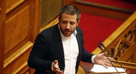 Αλ. Μεϊκόπουλος: «Το νομοσχέδιο για τις συγκεντρώσεις επαναφέρει το κράτος του ενωμοτάρχη»