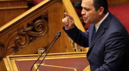 Μπουκώρος για ελληνοτουρκικά: «Ας μην προκαλούμε ρήγματα για μικροκομματικά οφέλη»