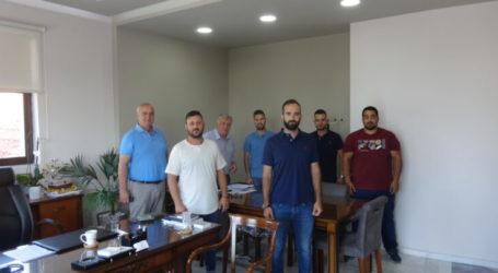 Τον δήμαρχο Κιλελέρ Θ. Νασιακόπουλο επισκέφθηκαν στελέχη της ΟΝΝΕΔ Λάρισας