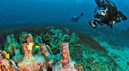 Αλόννησος: Διεθνή ΜΜΕ αποθεώνουν το πρώτο υποβρύχιο μουσείο της Ελλάδας!