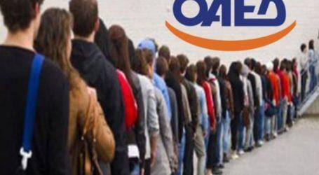 Αιτήσεις από σήμερα για το νέο πρόγραμμα του ΟΑΕΔ για 3000 νέους