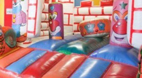 Κατασκευάζεται παιδότοπος στην Παιδιατρική Κλινική του Γενικού Νοσοκομείου Λάρισας