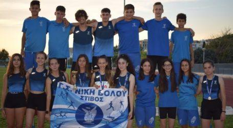 Πρωτιές και μετάλλια για τον στίβο της Νίκης Βόλου στο Πανελλήνιο της Θεσσαλονίκης