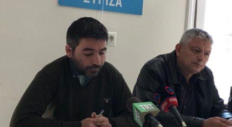 Παραιτήθηκε ο Π. Παπαγεωργίου από συντονιστής Γραμματέας του Σύριζα Λάρισας – Στη θέση του εκλέχτηκε ο Β. Ζωγράφος