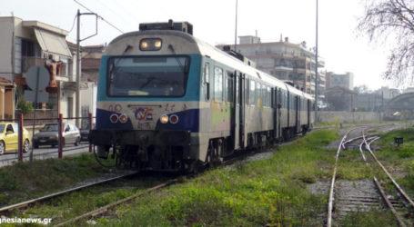Δρομολόγιο τρόμου για το τρένο από Λάρισα προς Βόλο – Επίθεση με πέτρες δέχθηκε η αμαξοστοιχία
