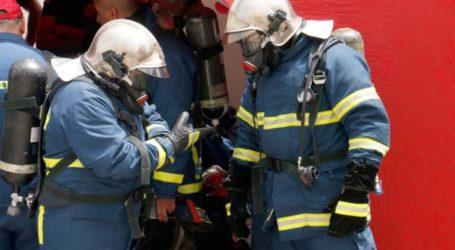 Αναστάτωση στα Φάρσαλα: Έκρηξη φιάλης σε αποθήκη σπιτιού