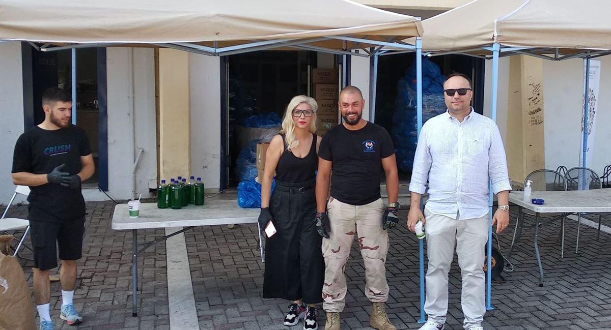 Διανομή τροφίμων για τους δικαιούχους του Προγράμματος ΤΕΒΑ στο δήμο Τυρνάβου