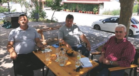 Αγροτικό Τμήμα ΣΥΡΙΖΑ Λάρισας: «Μένουμε Όρθιοι» με επισκέψεις και στο δήμο Τεμπών