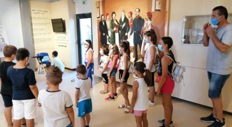 Εκπαιδευτική δράση των ΚΔΑΠ στον εκθεσιακό χώρο «Ρήγα Βελεστινλή»