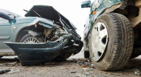 Τροχαίο ατύχημα στο κέντρο του Βόλου