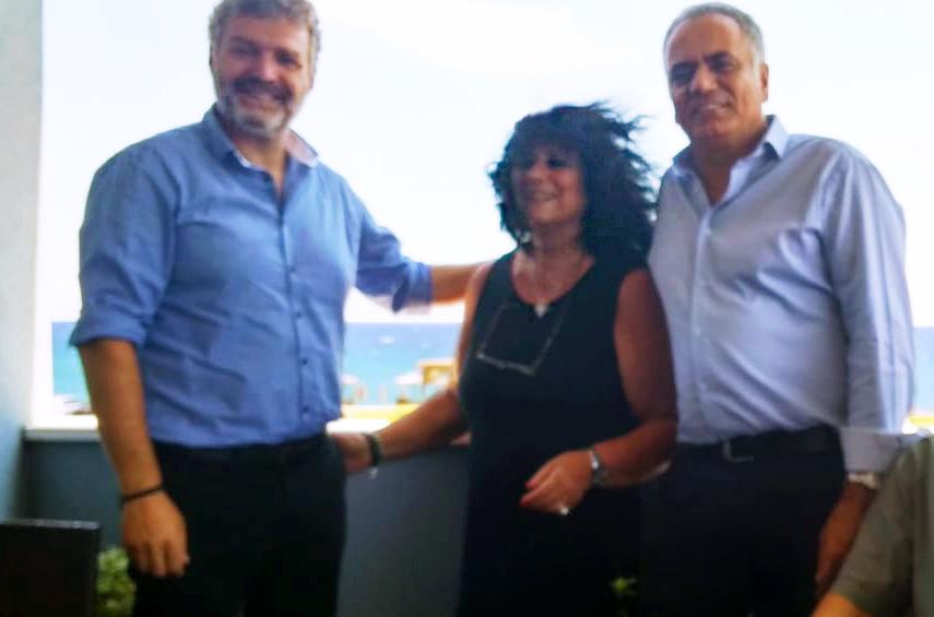 Αμέριστη στήριξη στους επαγγελματίες του κλάδου του τουρισμού των παραλιών της Λάρισας ζητά η Άννα Βαγενά
