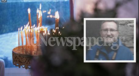 Το «αντίο» της Επιτροπής Αγώνα στο μέλος της, Απόστολο Βούλγαρη
