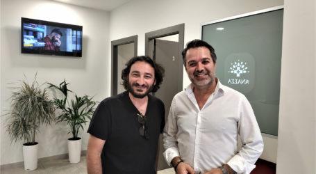 Ο ηθοποιός Βασίλης Χαραλαμπόπουλος εμπιστεύτηκε την ΆΝΑΣΣΑ για τις ιατρικές του εξετάσεις