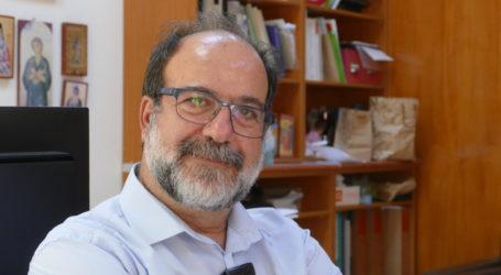 Χ. Χατζηχριστοδούλου: Στο μικροσκόπιο οι επαναμολύνσεις – Και στη Λάρισα μία περίπτωση