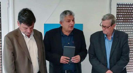 Ριζικές αλλαγές προαναγγέλλει ο Ζωγράφος στο ΣΥΡΙΖΑ Λάρισας: «Τέρμα στην κλειστή κάστα, άνοιγμα πολιτικά και κοινωνικά»