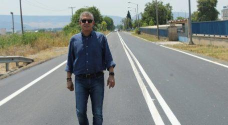Προχωρά σε σύμβαση η βελτίωση του δρόμου Φάρσαλα προς Δομοκό