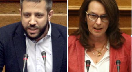 Παρέμβαση βουλευτών ΣΥΡΙΖΑ Μαγνησίας για την υποστήριξη προτάσεων ιατρικών συλλόγων