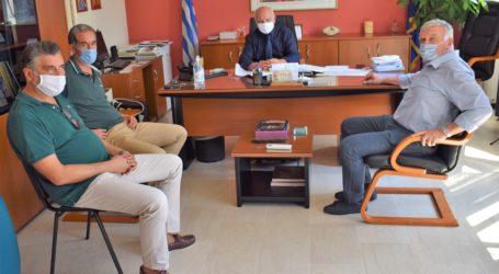 Στον ΠΔΕ Θεσσαλίας ο Νασιακόπουλος για την πρόθεση κατάργησης των λυκειακών τάξεων σε Αρμένιο και Πλατύκαμπο