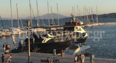 Βόλος: Καταγγελίες πολιτών και Πανεπιστημίου για όχληση από το τουριστικό καραβάκι