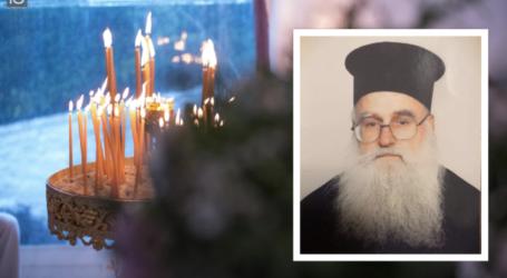 Βόλος: Πέθανε ο πατήρ Νικόλαος Παγωνάρης