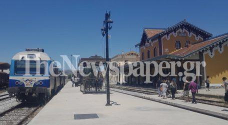 Υποβάθμιση του ΟΣΕ στη Θεσσαλία καταγγέλουν οι Σιδηροδρομικοί