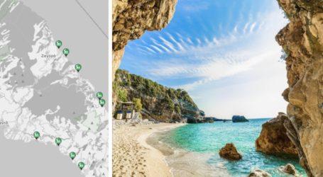 Δείτε χάρτη με τις συνθήκες που επικρατούν στις παραλίες της Μαγνησίας – Οι άριστες και οι μέτριες