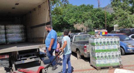 Υπομονή ζητά από τους κατοίκους του Αργυροπουλίου ο δήμος για τη διακοπή της υδροδότησης