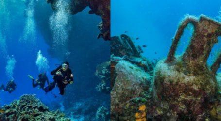 Εγκαινιάζεται σήμερα στην Αλόννησο το πρώτο υποβρύχιο μουσείο στην Ελλάδα