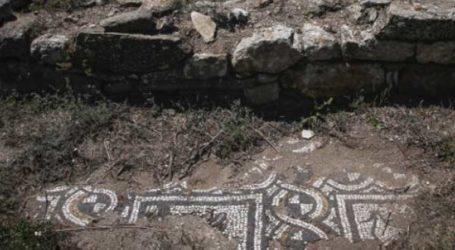 Το άγνωστο θαυμαστό αρχαίο ψηφιδωτό σε παραλία του Πηλίου [εικόνες]