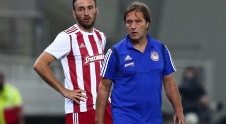 Έτοιμος να σταματήσει ο Τοροσίδης – Ποδόσφαιρο – Super League 1 – Ολυμπιακός