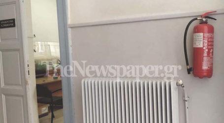 Δικαστικό Μέγαρο Βόλου: Κινητοποιήθηκαν για την πυρασφάλεια μετά το ρεπορτάζ του TheNewspaper