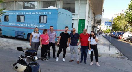Βόλος: Έδωσαν αίμα οι φαρμακοποιοί – Δείτε εικόνες