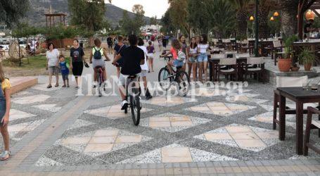 Απογευματινή βόλτα στις Αλυκές Βόλου  [εικόνες]