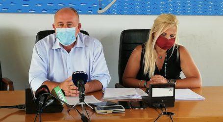 Μαγνησία: Συμβάσεις έργων 7,5 εκατ. ευρώ υπεγράφησαν από Αγοραστό και δημάρχους [εικόνες]