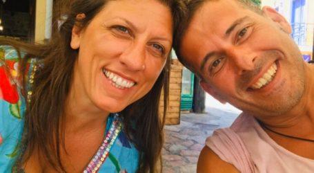 Κρατάει χρόνια αυτή κολόνια… Με τη Ζωή Κωνσταντοπούλου για διακοπές ο Λαρισαίος ηθοποιός Διαμαντής Καραναστάσης (φωτο)