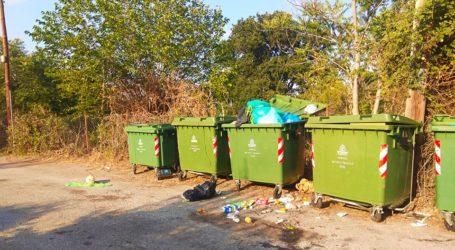 Τεράστια προβλήματα καθαριότητας στον Δήμο Νοτίου Πηλίου [εικόνες]