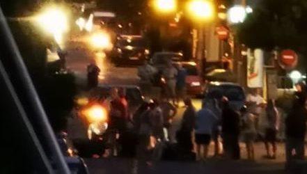 Σοβαρό τροχαίο ατύχημα στον Βόλο – Δύο τραυματίες [εικόνες]
